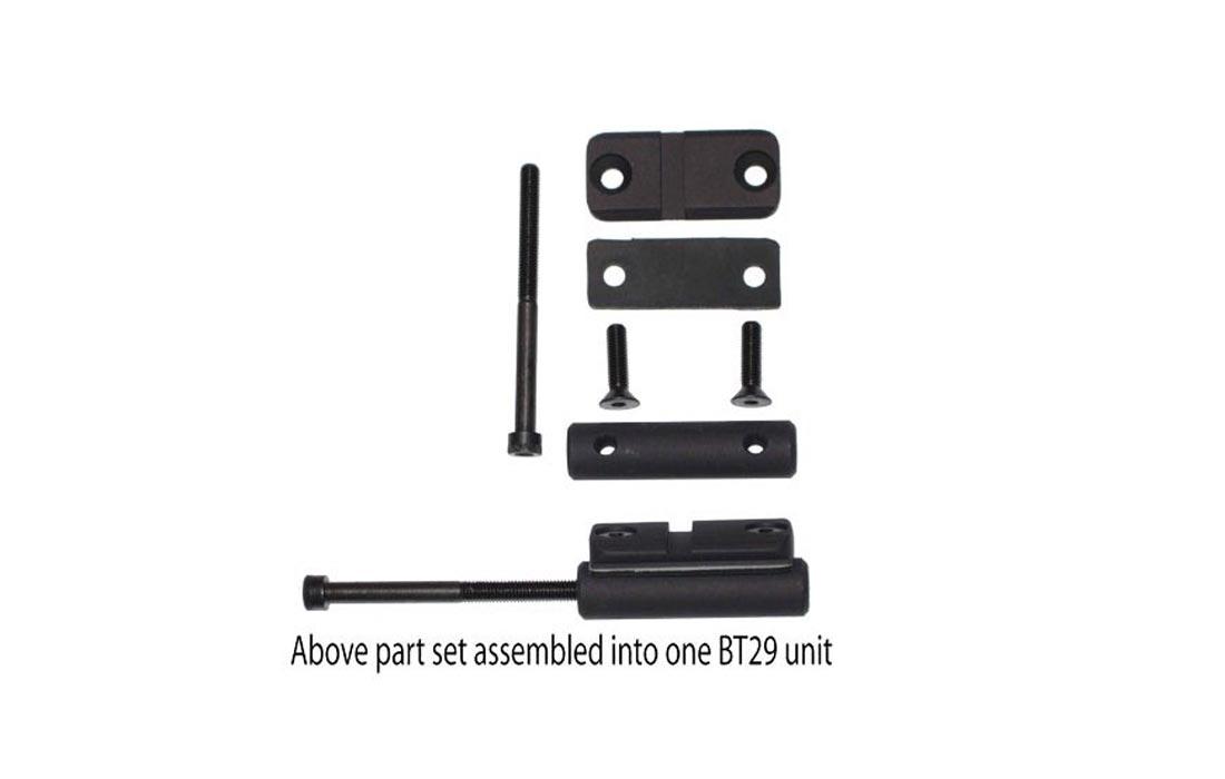 Atlas Bipods Mounting Kit For Sako TRG BT29-PRM