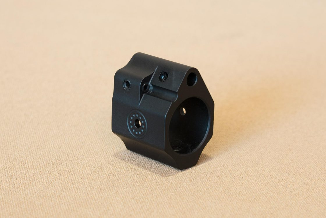 Greystone Guns AR-15 Adjustable Gas Block 3/4