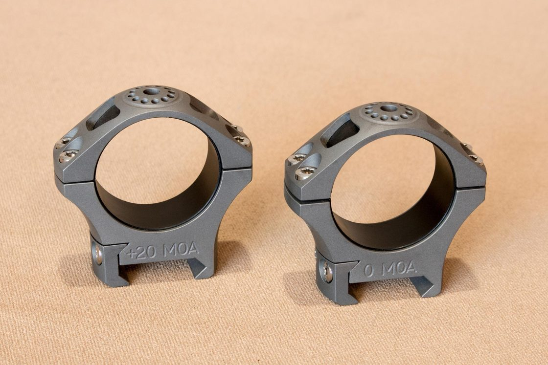 Greystone Guns Titanium Scopes Rings Matt