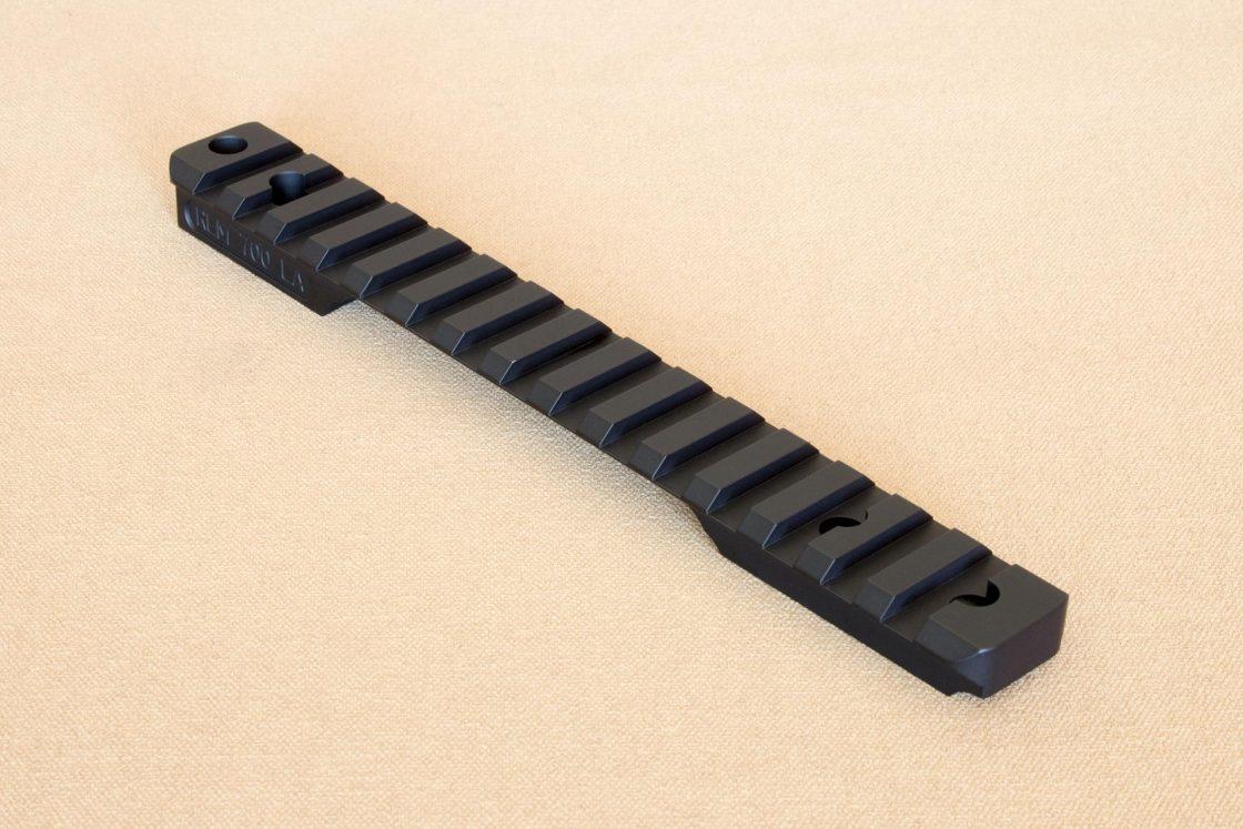 Remington 700 Picatinny Rail Long Action